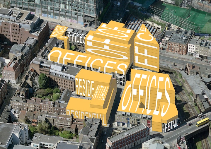 British Lands Proposals for Norton Folgate LR