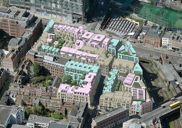The Spitalfields Trusts' proposals for Norton Folgate LR