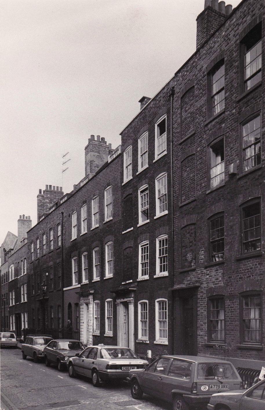 Spitalfields London: The Spitalfields Trust